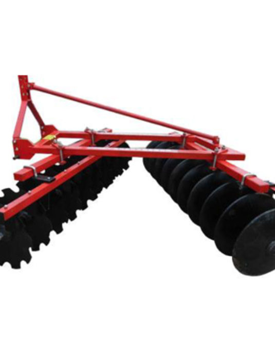 disc-plough