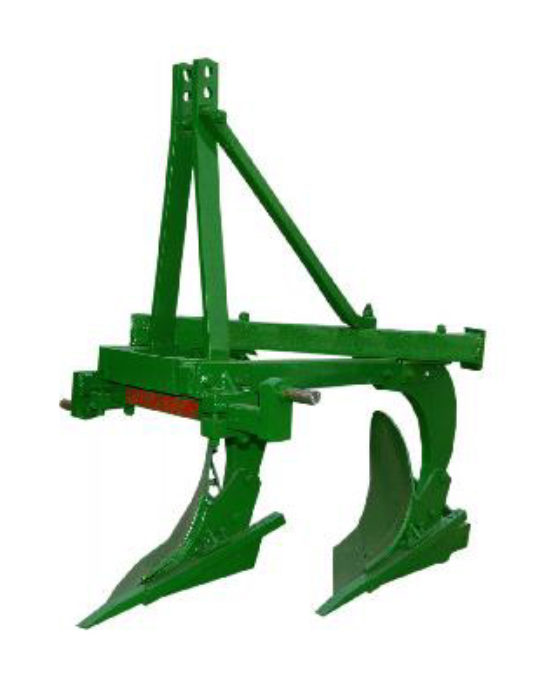 Double-Mould-Plough