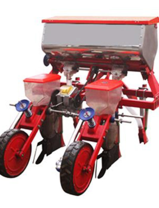 Dual-Corn-Seed-Planter