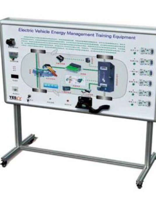 Electric Vehicle Energy Management Training Equipment