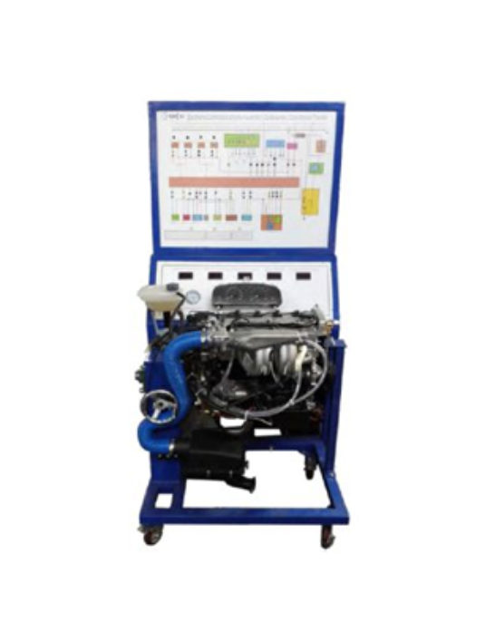 electronic controlled engine training set