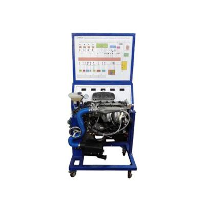 electronic controlled engine training set