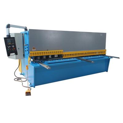hydraulic guillotine machine