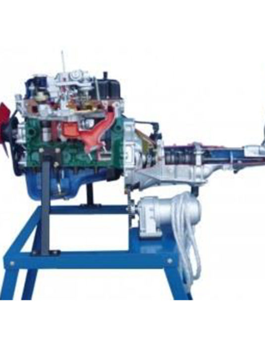 petrol engine automatic transmission Training Equipment