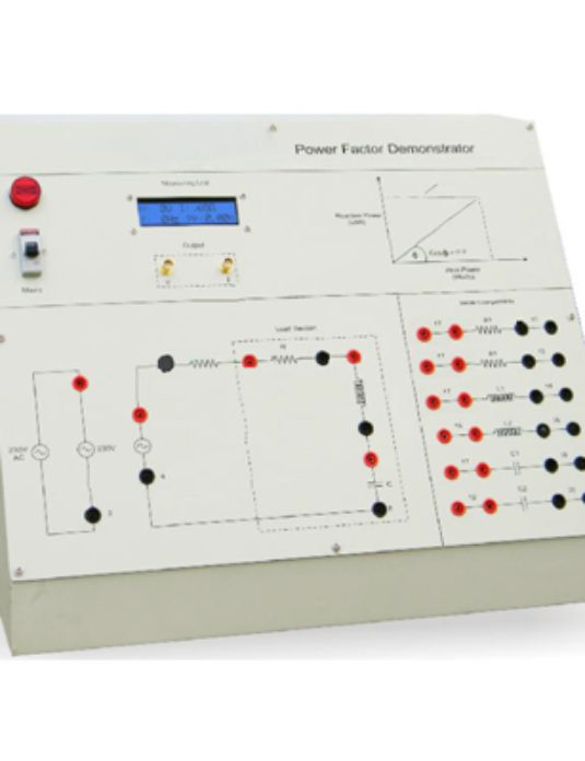 Power-Factor-Demonstrator