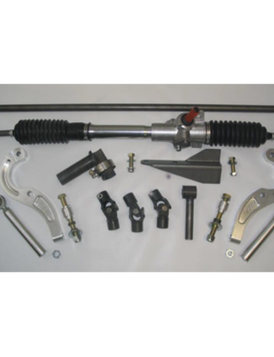 Steering and Pinion Steering Model