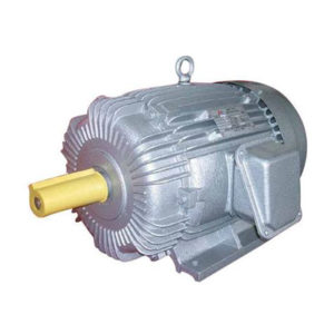 Three Phase Wound Rotor Induction Motor
