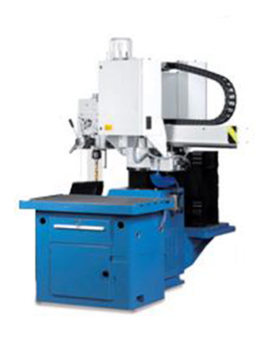 cnc radial machine