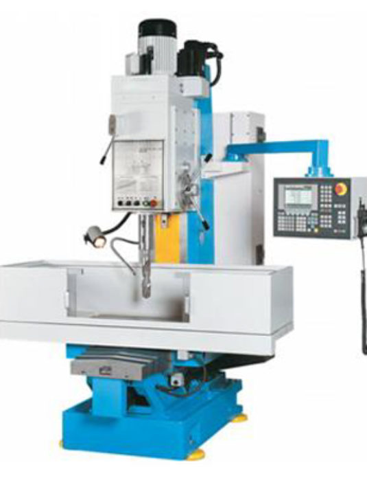 cnc radial piller machine
