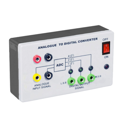 Analogue To Digital Converter