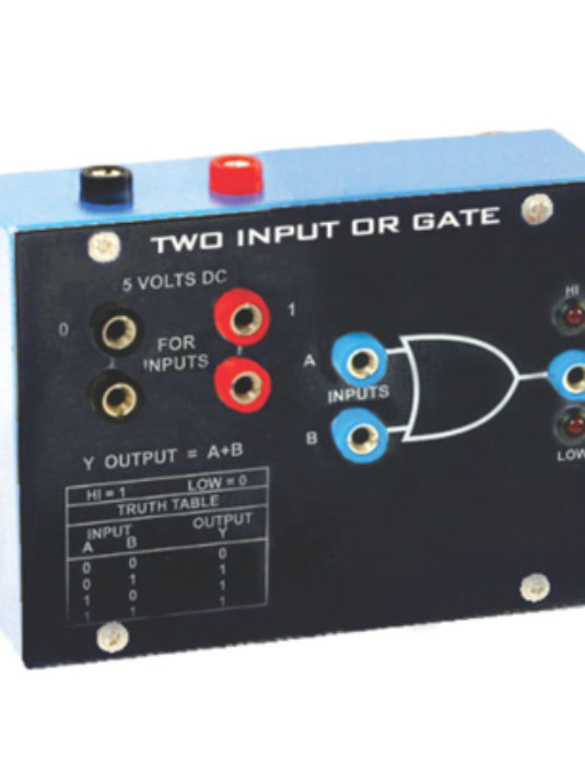Set Of Logic Gates Module