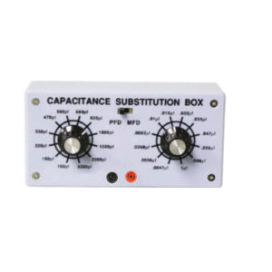 Capacitance Substitution Box