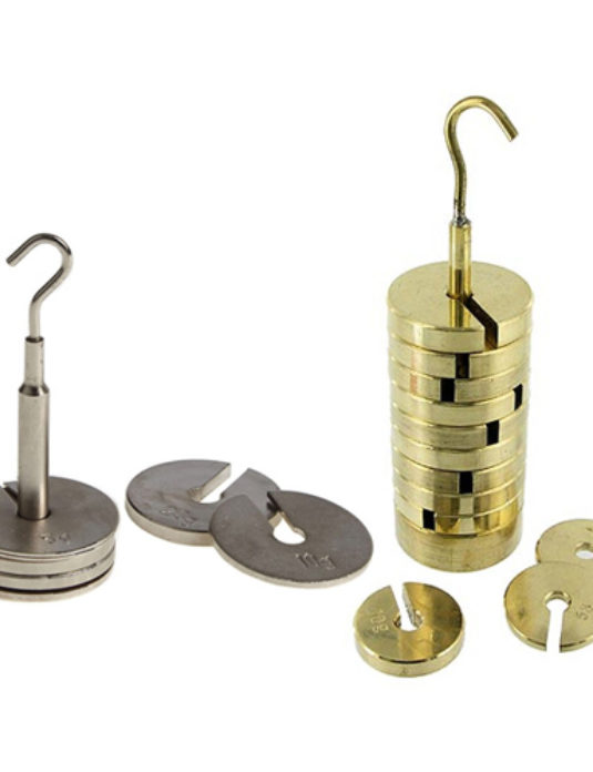 Brass-and-Nickel-Plated-Masses-Set