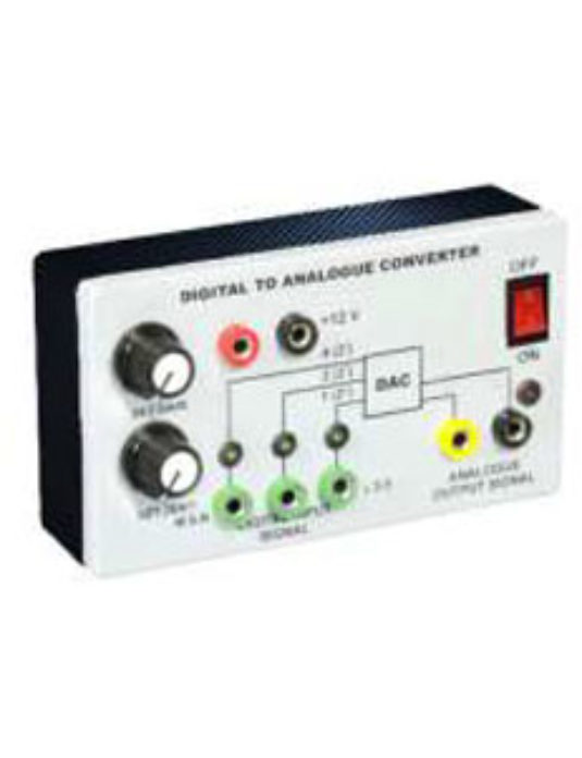 Digital-To-Analoge-Converter