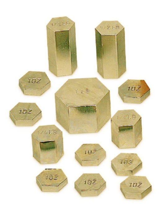Hexagonal-Masses-Set