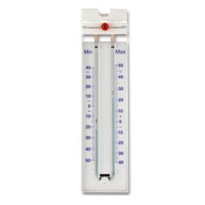 max.-min. thermometer