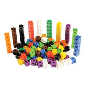 1cm-Interlocking-Cubes