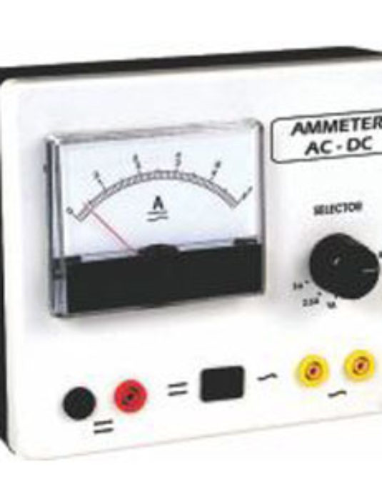 AC-DC-Ammeter-Multirange