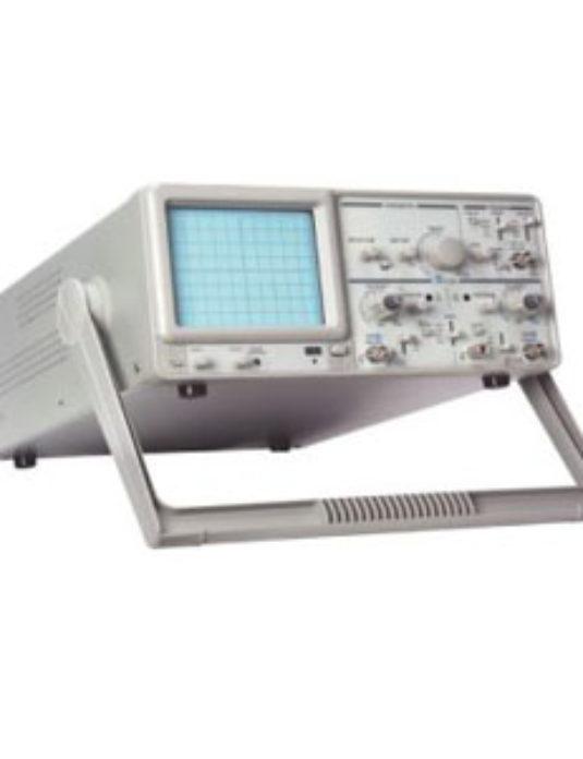 Analog-Oscilloscope