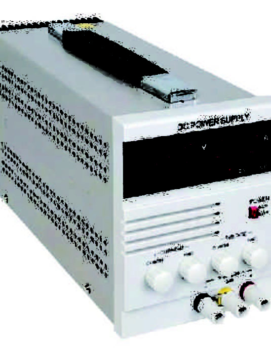DC-Regulated-Power-Supply-(Single-Channel)