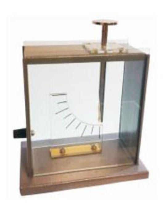 Electroscope-(Metal-case)