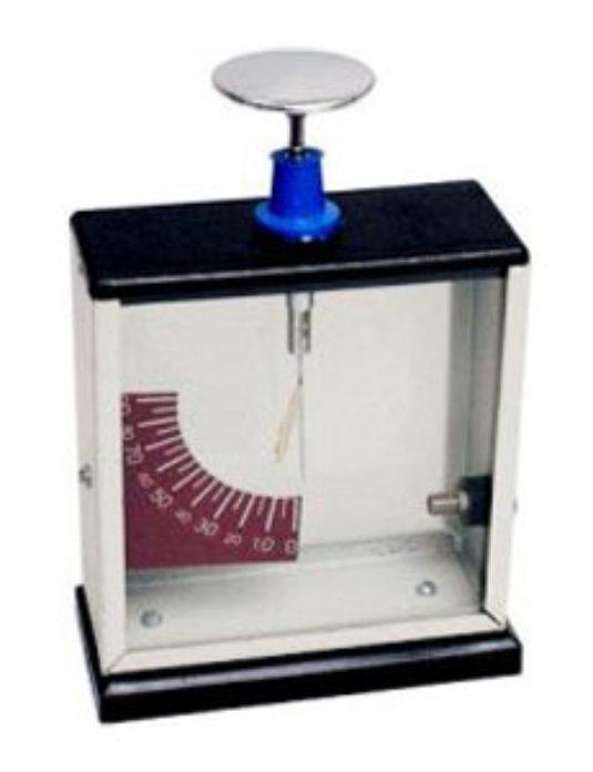 Gold-Leaf-Electroscope