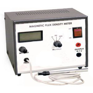 Magnetic Flux Density Meter - Microteknik