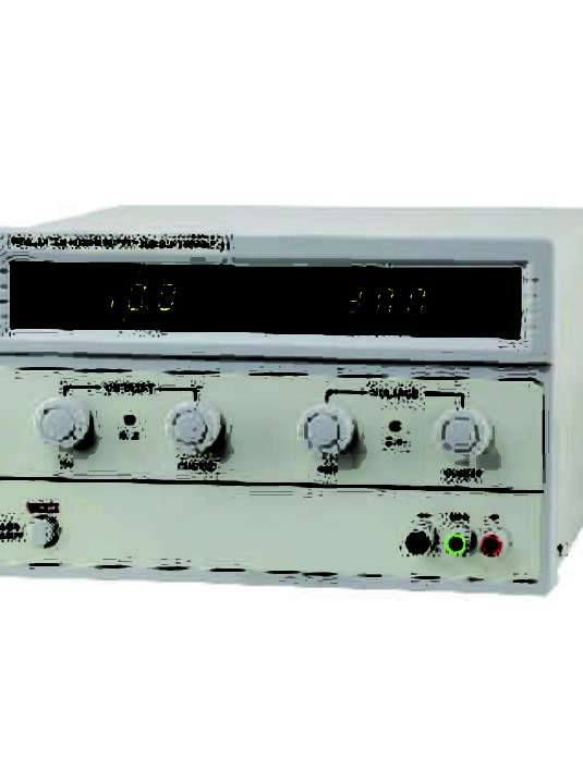 Regulated-Power-Supply-(Single-Channel)